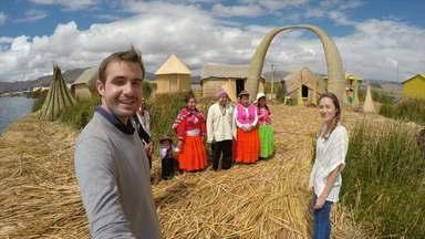 Povos Andinos No Peru