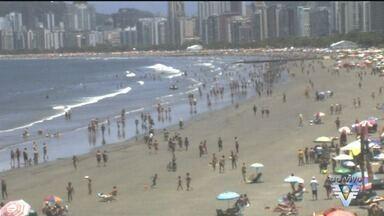 Santos tem regras para a realização de atividades esportivas na areia da praia - No verão, todos querem aproveitar o sol e ir curtir a praia, praticar um esporte.. mas a prática de esportes no local tem regras.