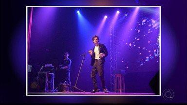Lucas Veloso se apresenta em João Pessoa - O espetáculo Cócegas no Cérebro está em cartas no Teatro Paulo Pontes.