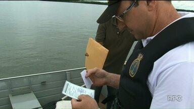Marinha notifica 24 condutores de embarcações por irregularidades - Entre as noticiações tinha condutores sem habilitação e ocupantes sem coletes salva-vidas.