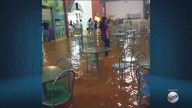 Secretaria de Defesa Civil identifica pontos de risco de enchente em Lavras (MG) - Secretaria de Defesa Civil identifica pontos de risco de enchente em Lavras (MG)