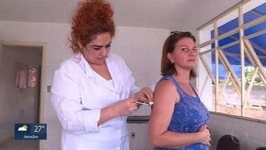 Prefeitura de Brumadinho intensifica vacinação contra a febre amarela - Medida foi tomada após a confirmação de dois casos da doença na cidade.