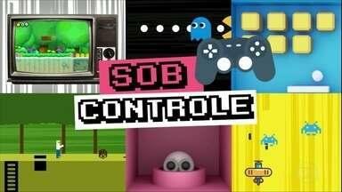 Sob controle: novo quadro de games do GE mostra como os e-sports se tornaram populares - Sob controle: novo quadro de games do GE mostra como os e-sports se tornaram populares