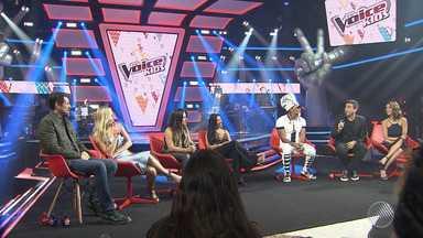 Com todos os jurados da Bahia, The Voice Kids 2018 estreia no domingo (7) - Serão 14 programas que vão mostrar o talento de crianças e adolescentes de 9 a 14 anos. Veja como foi a festa de lançamento.