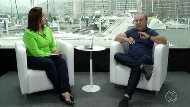 RJTV entrevista prefeito de Angra dos Reis - parte 1 - No aniversário de 516 anos da cidade, Fernando Jordão fala sobre problemas e soluções para Angra.