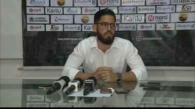 Botafogo-PB explica as saídas de Djavan e Patrick Mota para o futebol paulista - Diretor executivo do Belo, Francisco Sales, comenta sobre as negociações dos volantes para a disputa do Campeonato Paulista de 2018