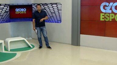 Confira na íntegra o Globo Esporte deste sábado (06.01.2018) - Kako Marques apresenta os principais destaques do esporte local