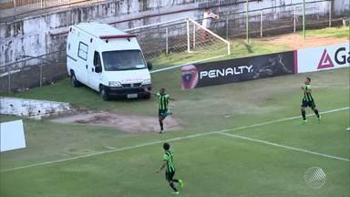 Teixeira de Freitas é desclassificado na Copinha - Confira as notícias das jovens promessas do futebol.
