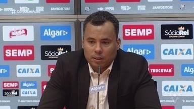 Santos inicia 2018 com a contratação de Jair Ventura - Peixe deu a largada na temporada 2018 com a contratação do novo técnico e de Gustavo Vieira, executivo de futebol.