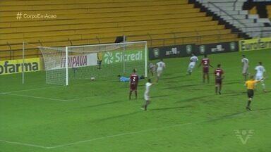 Santos brilha na estreia da Copa São Paulo de Futebol Júnior - Com a vitória sobre o América por 3 a 0, equipe teve o melhor desempenho de estreia dos últimos quatro anos.