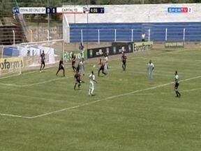 Copinha movimenta Osvaldo Cruz neste domingo e João Paulo Tílio analisa confrontos - Quatro times entram na segunda de três rodadas.