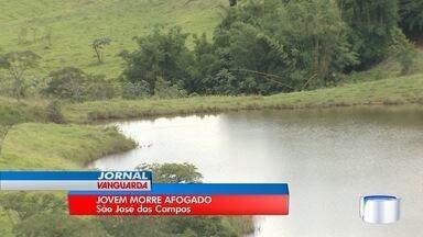 Jovem de 16 anos que morreu afogado foi enterrado em São José - Sepultamento foi neste sábado (6).