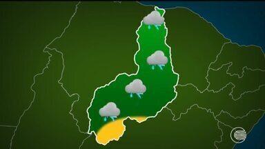 Previsão de mais chuva para o Piauí nesta semana - Previsão de mais chuva para o Piauí nesta semana