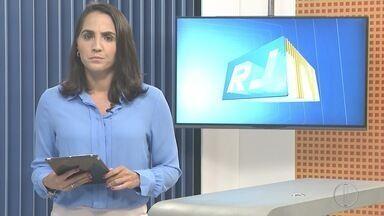 Mulher é assassinada a facadas em Laje do Muriaé, RJ, e enteado é preso como suspeito - Crime aconteceu na casa da vítima na noite desta sexta-feira (5).