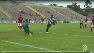 Timon e River perdem na Copa SP de Futebol Júnior - Timon e River perdem na Copa SP de Futebol Júnior
