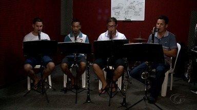 """Temporada 2018 do projeto """"Concerto aos Domingo"""" começa neste dia 7 - O clarinete será o instrumento principal."""