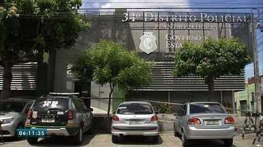Homem suspeito de assassinato foi preso no Centro de Fortaleza - Suspeito responderá por latrocínio.