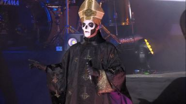 Ghost: Live At Hellfest 2016