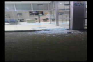 Registrados arrombamentos na Região Celeiro - Duas Agências bancárias e uma loja foram alvos de criminosos em Sede Nova e Humaitá, RS.