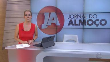 Confira a íntegra do Jornal do Almoço deste sábado (13) - Assista ao vídeo.
