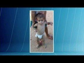Criança de 2 anos morre após ser espancada em Jampruca - Lavrador que bateu na criança era vizinho da vítima e, segundo parentes, sofre de doenças mentais.