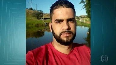 É gravíssimo o estado de saúde de homem baleado em Guadalupe - Cristiano Frias estava indo buscar o filho na casa de parentes. A bala está alojada na cabeça e os médicos dizem que não podem retirar.