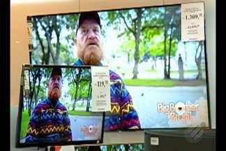 Em lojas de eletrodomésticos, aparelhos de TV em HD lideram as vendas - Sinal analógico será desligado em quatro meses.