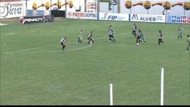 Nacional de Patos e Treze não saem do zero em jogo no José Cavalcanti - Canário do Sertão e Galo ficam no 0 a 0 em jogo de grande atuação dos goleiros.