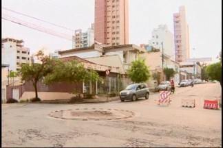 Mudanças no trânsito de vias em Divinópolis começam a valer - A Avenida Sete de Setembro e a Rua Rio Grande do Sul agora são de mão única.