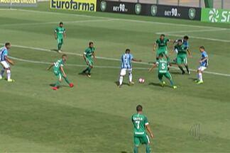 Copa São Paulo de Futebol Júnior chega ao fim em Mogi - Depois de três fases, Nogueirão vai descansar.