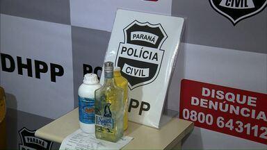 Bar que vendeu bebida tóxica no lugar de tequila é interditado - Três pessoas sofreram queimaduras depois de beber o líquido.
