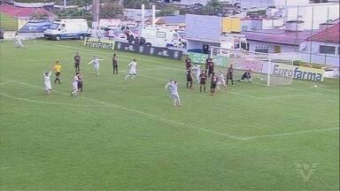 Santos vence o Atlético-PR pela Copa SP de Futebol Junior - Partida terminou 2 a 0 para o Peixe.