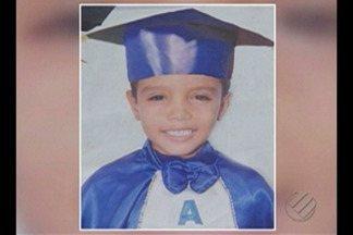 Polícia tenta fazer retrato falado de assassinos do menino Carlos Davini - Segundo investigações, bandidos queriam atirar em outra pessoa e ordem partiu de dentro de presídio.