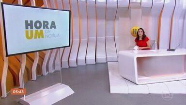 Hora 1 - Edição de quarta-feira 17/01/2018 - Os assuntos mais importantes do Brasil e do mundo, com apresentação de Monalisa Perrone