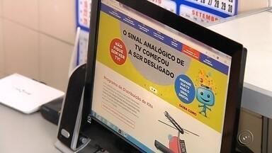 Sinal analógico de TV será desligado em Torrinha e Santa Maria da Serra nesta quinta-feira - O sinal analógico de TV será cortado amanhã nas cidades de Torrinha e Santa Maria da Serra. Nas duas cidades, os moradores já estão recebendo o sinal digital de graça.