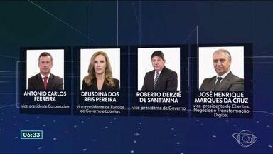 Capixaba vice-presidente corporativo da Caixa Econômica é afastado - Antônio Carlos Ferreira foi afastado pelo presidente Michel Temer. Ele é alvo de investigações por suspeita de corrupção.