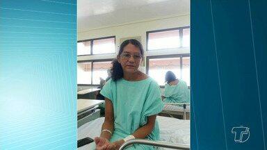 Pacientes de Santarém esperam meses em fila por cirurgia cardiovascular pelo SUS - Os pacientes aguardam transferência para outros centros.