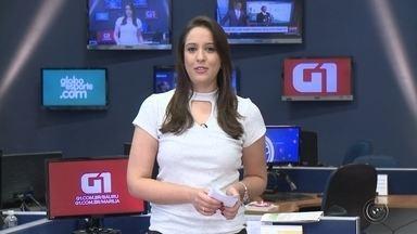 Confira os destaques do G1 Bauru e Marília com Carol Levorato - Ana Carolina Levorato traz os destaques do G1 da região de Bauru e Marília