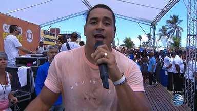 Harmonia do Samba agita 'GE de Verão' desta quarta-feira (17) - Veja na chamada do esporte do Bahia Meio Dia.