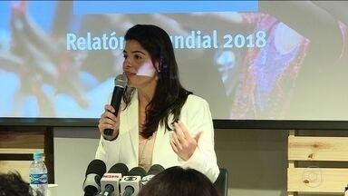 Relatório internacional chama a atenção para a violência no Brasil - Human Rights Watch mostra que leis Maria da Penha e do feminicídio não foram suficientes para diminuir a violência doméstica.