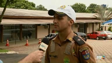 Criança é baleada em tentativa de assalto na BR-277 - Família estava em um carro com placas de São Paulo.