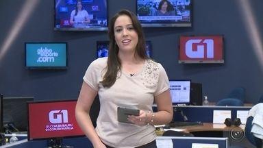 Carol Levorato traz os destaques do G1 para Bauru e região - Confira os destaques do G1 na região Bauru e Marília desta sexta-feira (19).