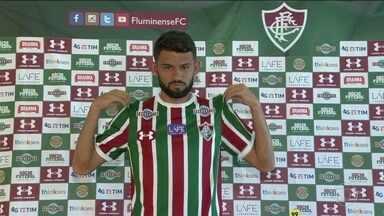 Presidente do Fluminense anuncia novo patrocínio master para o clube - Presidente do Fluminense anuncia novo patrocínio master para o clube