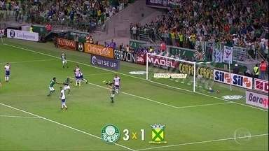 Veja como foi a estreia do Palmeiras no Paulistão - Veja como foi a estreia do Palmeiras no Paulistão