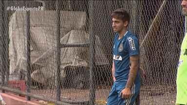 Coritiba encerra passagem por Foz do Iguaçu - Nesta sexta-feira (19), Coxa faz últimos trabalhos no Oeste e retorna para a capital, onde estreia no domingo (20) no Campeonato Paranaense