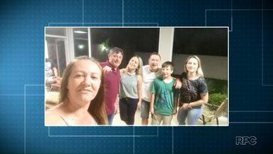 Telespectadores chamam o intervalo no Paraná TV - Envie seu vídeo também (45) 9 9951-5958.