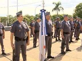 Comando de Policiamento do Interior celebra aniversário em Presidente Prudente - Cerimônia foi realizada na sede da unidade nesta sexta-feira (19).