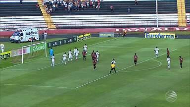 Vitória é eliminado da Copinha após perder para o São Paulo na disputa de pênaltis - Comentarista Gustavo Castellucci analisa o desempenho da equipe baiana na partida.