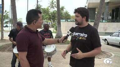 Pinto da Madrugada se prepara para o desfile das prévias de carnaval em Maceió - Sábado tem ensaio aberto.