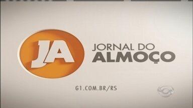 Confira na íntegra o Jornal do Almoço de Passo Fundo, RS - Assista ao JA do dia 19/01
